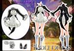 MMD AION - Loli dress - [DOWNLOAD][DL]
