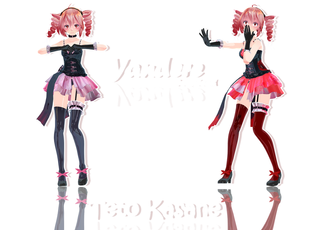 [Collab] Teto Kasane - Yandere - [DOWNLOAD][DL] by Milionna