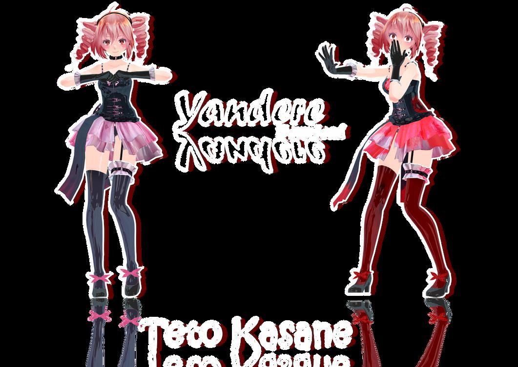 [Collab] Teto Kasane - Yandere - [DOWNLOAD][DL] by Milionna