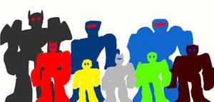 Transformers Universe: Size Chart