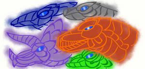 TF Universe Dinobot Sketch