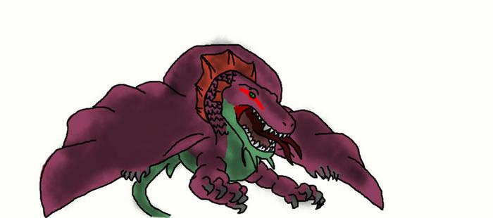 PBWWG: Reptilicus