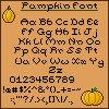 Pumpkin Font