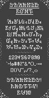 Sparkle Font