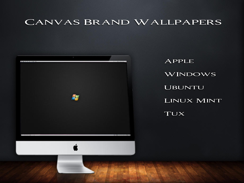 Canvas Brand Wallpapers by wallybescotty