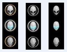 Alien Head Start Orb by wallybescotty