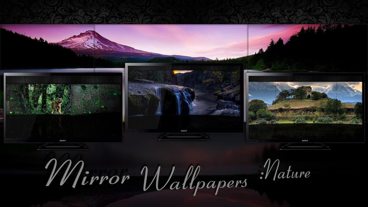 mirror wallpapers : naturewallybescotty on deviantart