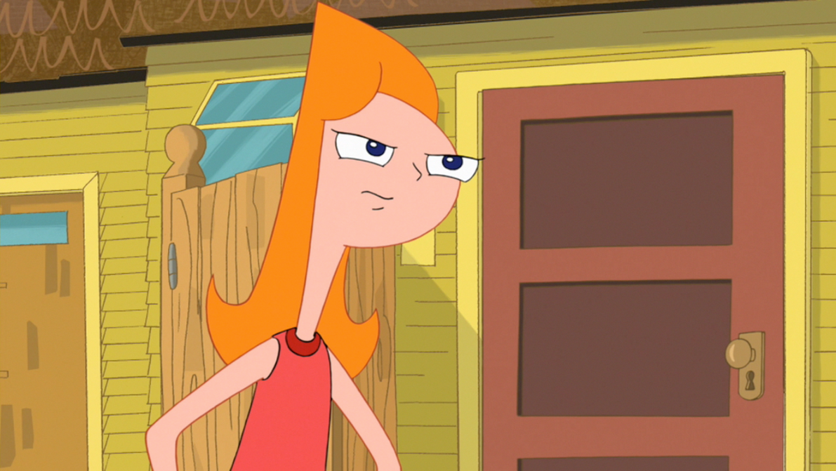 MBTI Analysis with an INTJ: Phineas and Ferb: Candace ...