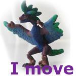 Bendy Flix toy animation
