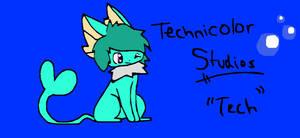 Technicolor Studio Drawing