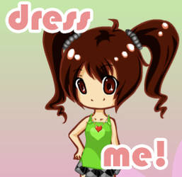 Ae Sook Dress Up-edit by haine905