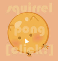 Squirrel Pong by haine905