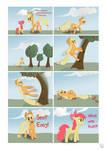 Applejack comics