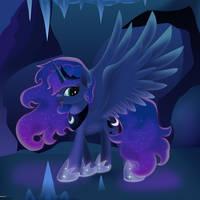 Luna`s secret place by roadsleadme