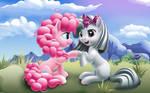 Pinkie and Inkie