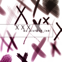 district_ink xxx brushes by districtink