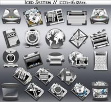 Iced System by Steve-Smith