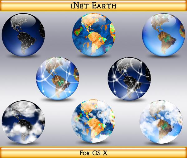iNet Earth OS X by Steve-Smith