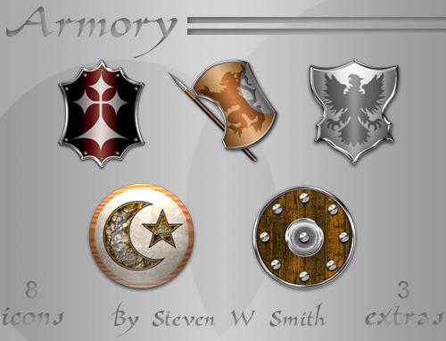Armory by Steve-Smith