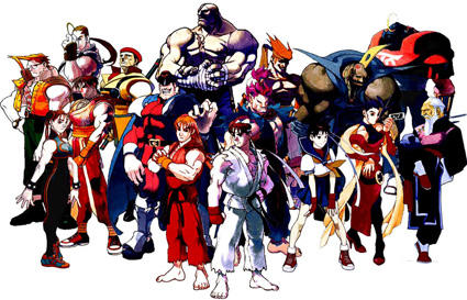 Pack de sprites de Street Fighter Pack_Sprite_de_Street_Fighter_by_SaMuRaiRed