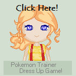 NEW...Pokemon Trainer Dress Up