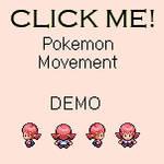 Pokemon Movement - PERFECT demo