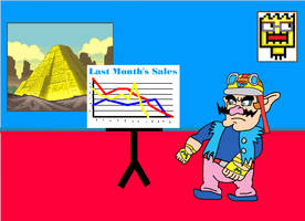 Wario Ware Episode 1 Part 1 by Behonkiss