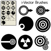i-Vector Brush Pack by Juritsu