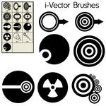 i-Vector Brush Pack