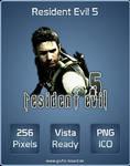 Resident Evil 5 - Icon