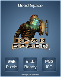 Dead Space - Icon by RottenRooster