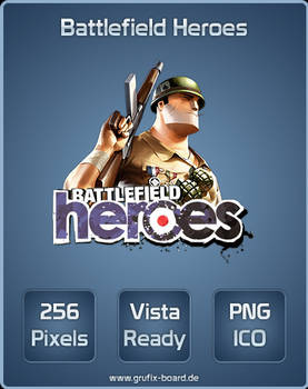 Battlefield Heroes - Icon