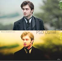 PSD Daniel by ffkhan