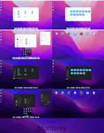 macOS Monterey Theme