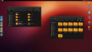 Ubuntu Dark