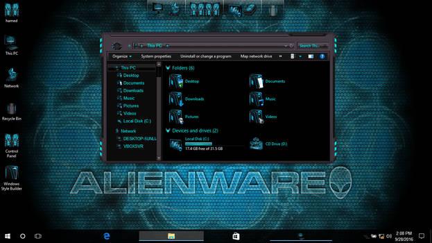 Alienware Inspired