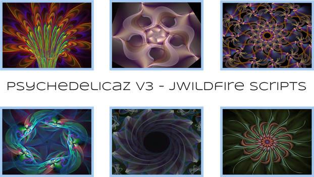 Psychedelicaz V3 by audiomonk