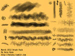 March 2012 Brush Pack