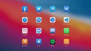 macOS Big Sur Icon Pack