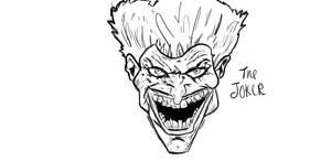 The Joker Digital Art