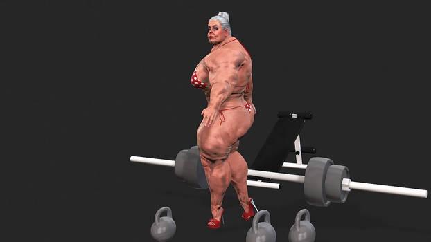 Granny Jean 3D