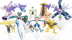 PokePack X and Y - #1 (Unrigged)