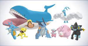 Pokemon X and Y: Random pack by NipahMMD