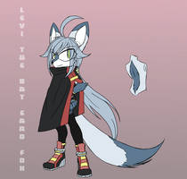 Levi the fox | NEW CHARACTER