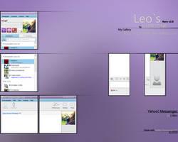 Leos Aero v2.0 skin for YM 11