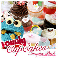 Lovely Cupcake Images pack by qeezybaby