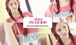 PSD#13 - Pink And Brown