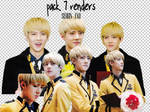 131202 [Pack Render] EXO SeHun
