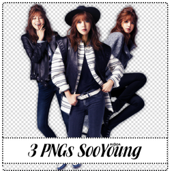 140924 3 PNGs SooYoung