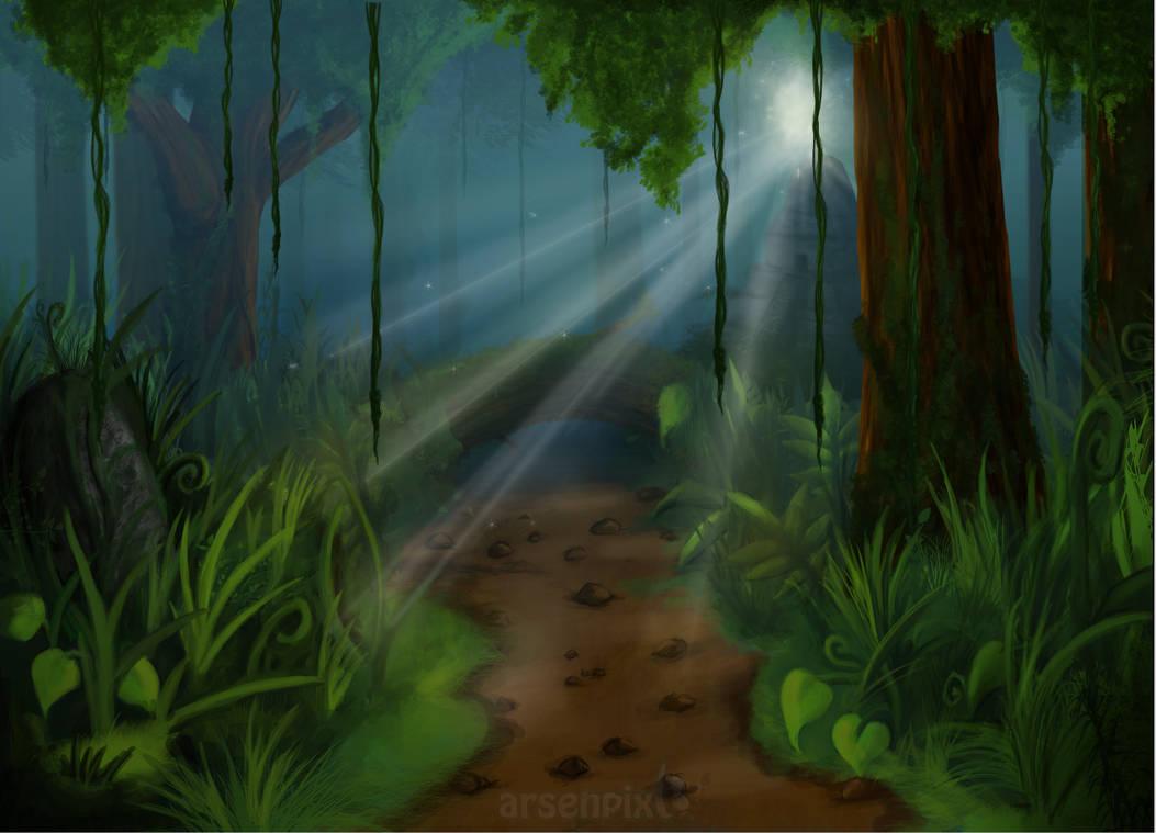 Mystical Forest v2